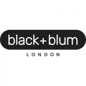 black and blum logo