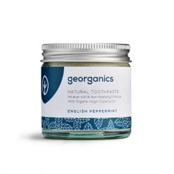 vegan toothpaste english peppermint front