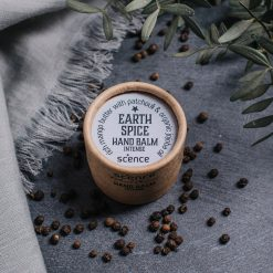 natural hand balm scence earth spice