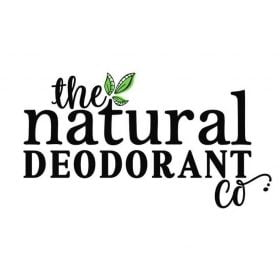 the natural deodorant company logo